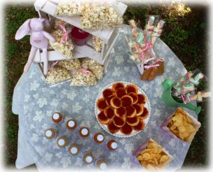 Afternoon Tea Party - Kids Buffet